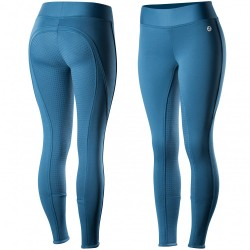 Horze Active Womens Silicone FS Tights,
